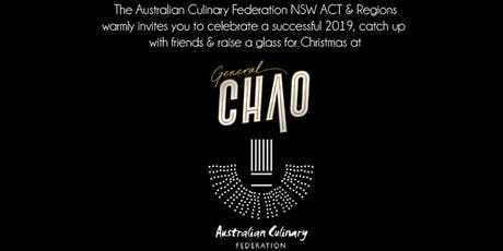 ACF Annual Dinner Celebration tickets