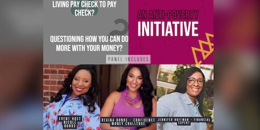 HELP ME.... Manage My Finances! (An Anti-poverty Initiative)