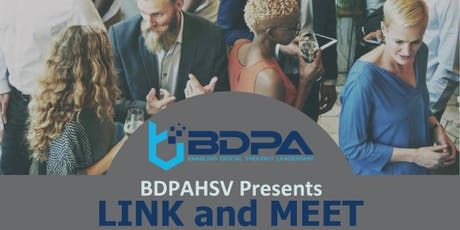 BDPAHSV Link and Meet Networking Social tickets