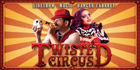 Twisted Circus at The Way Station tickets