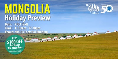 Mongolia Holiday Preview