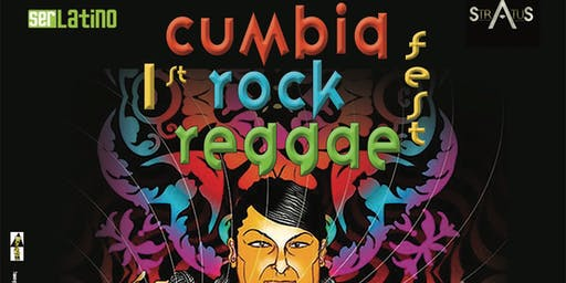 1st Cumbia Rock Reggae Fest