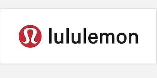 lululemon Scottsdale Quarter First Responder Shop Morning