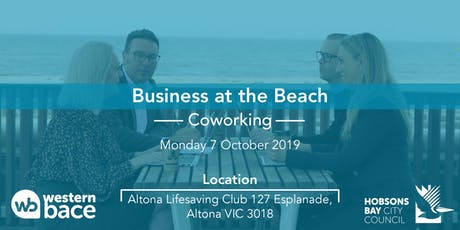 Beach Coworking Pass Mon 7th Oct tickets