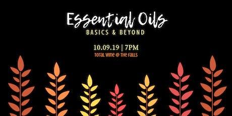 Essential Oils & CBD - Basics & Beyond tickets