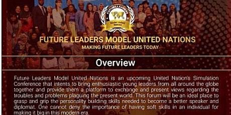 Future Leaders MUN tickets