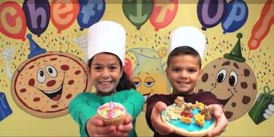 Boo!! Cupcakes decorating class