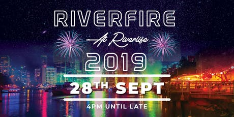 Riverfire at Riverlife 2019 tickets