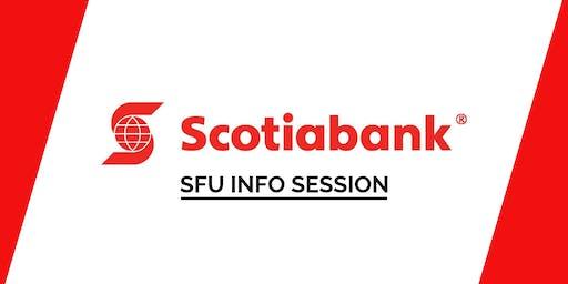 SFU Scotiabank Info Session