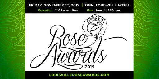 2019 Louisville Tourism Annual Gala & ROSE Awards