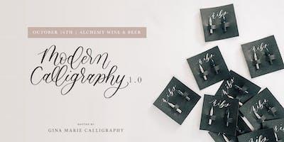 Modern Calligraphy 1.0 for Beginners   Hamburg, NY