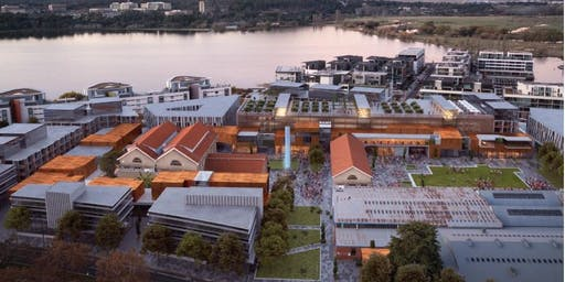 How should we respond to Geocon Kingston Arts Precinct proposal?