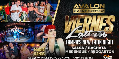 Latin Fridays at Avalon Event Center tickets