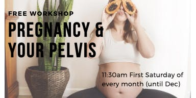 Pregnancy & Your Pelvis - A Guide to a Thriving Pregnancy