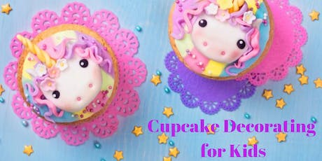 5 October - KIDS Kingsley: Cupcake Decorating Class tickets