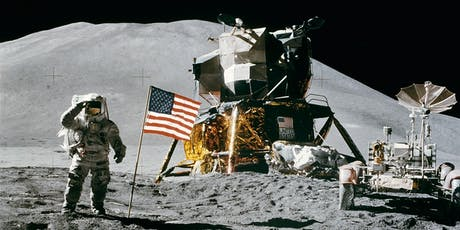 Moon Landing and Robotics with Scitech - Manning Library tickets