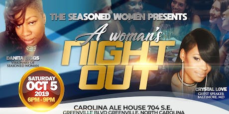 A Woman Night Out tickets