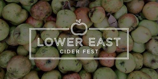 LES Cider Fest 2019 @ Essex Market