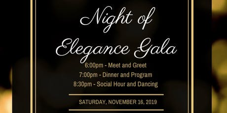 2nd Annual BLOC Fresno Night of Elegance Gala tickets