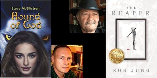 November Author Event - Steve McEllistrem and Rob Jung