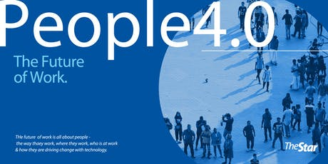 People 4.0: The Future of Work tickets
