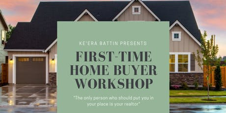First-Time Home Buyer Workshop  tickets