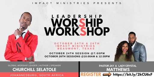 Leadership Worship Workshop