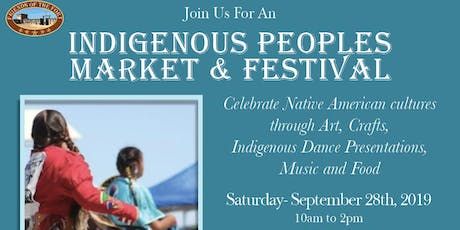 Indigenous Peoples Market and Fastival tickets