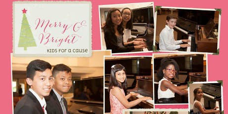 KIDS FOR A CAUSE - December Concert!  Performed by K12 Music Students tickets
