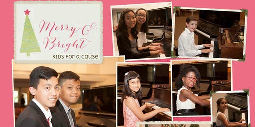 KIDS FOR A CAUSE - December Concert!  Performed by K12 Music Students