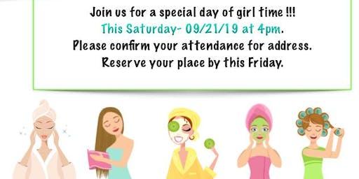 Girl's Spa Day