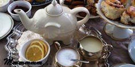 English Tea tickets