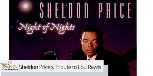 NAM Events LLC - Jazz Concert Series: Sheldon Price's Tribute to Lou Rawls