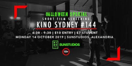 Kino #144 - Halloween Special tickets