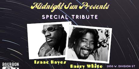 Midnight Sun: Soul Sunday's tickets