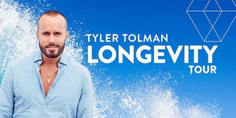 Tyler Tolman LIVE: Adelaide tickets