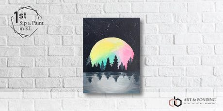 Sip & Paint Night : Galaxy Crystal Ball tickets