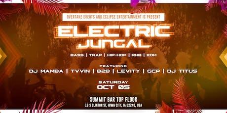 Electric JungAl at Summit Iowa City tickets