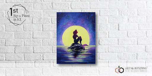 Sip & Paint Night : The Little Mermaid