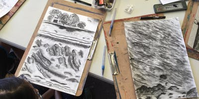 Art After School Secondary School Students - Term Four