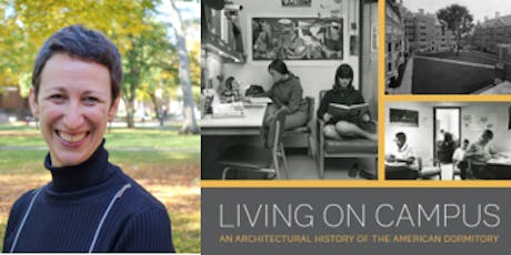 Author's Talk: LIVING ON CAMPUS by Carla Yanni tickets