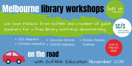 Victorian Library Workshop November 2019 - Bendigo ITTC tickets