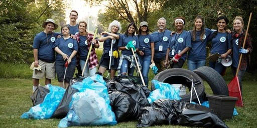 Way to go Whalan! - Creek Clean up - October 2019