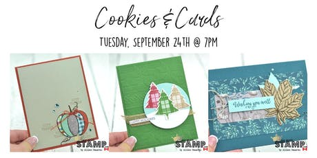 Cookies & Cards tickets