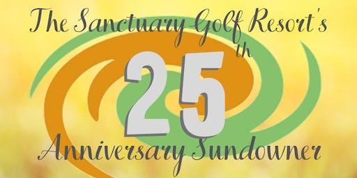25th Anniversary Sundowner