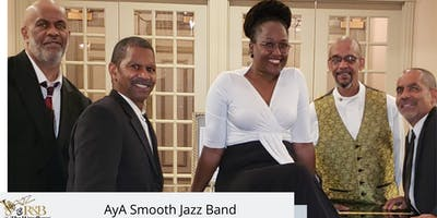 NAM Events LLC - Jazz Veteran's Day Celebration with AyA Smooth Jazz Band