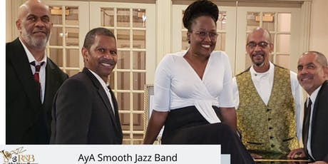NAM Events LLC - Jazz Veteran's Day Celebration with AyA Smooth Jazz Band tickets