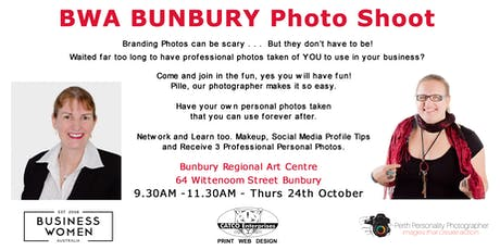 Bunbury, Business Women Australia: Photo Shoot tickets