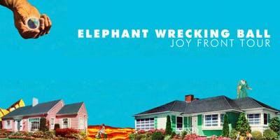 Elephant Wrecking Ball | The One Stop at Asheville Music Hall