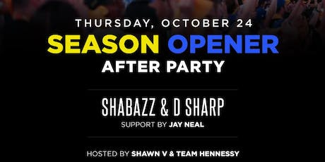 Season Opener After Party tickets